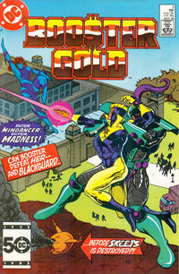 Cover Thumbnail for Booster Gold (DC, 1986 series) #2 [Direct]
