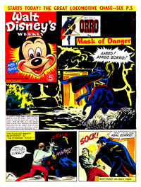 Cover Thumbnail for Walt Disney's Weekly (Disney/Holding, 1959 series) #v2#39