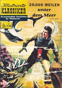 Cover Thumbnail for Illustrierte Klassiker [Classics Illustrated] (Norbert Hethke Verlag, 1991 series) #35 - 20.000 Meilen unter dem Meer