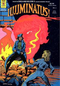 Cover Thumbnail for Illuminatus (Rip Off Press, 1987 series) #2