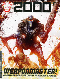 Cover Thumbnail for 2000 AD (Rebellion, 2001 series) #2072