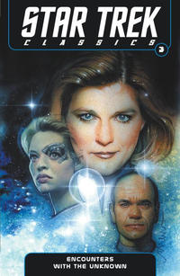 Cover Thumbnail for Star Trek Classics (IDW, 2011 series) #3 - Encounters with the Unknown