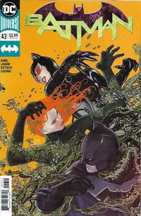 Cover Thumbnail for Batman (DC, 2016 series) #43