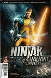 Cover for Ninjak vs. the Valiant Universe (Valiant Entertainment, 2018 series) #3 [Cover C - Photo Cover]
