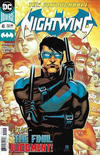 Cover for Nightwing (DC, 2016 series) #41