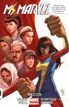 Cover for Ms. Marvel (Marvel, 2014 series) #8 - Mecca