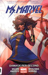 Cover for Ms. Marvel (Marvel, 2014 series) #7 - Damage per Second