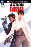 Cover for Action Man (IDW, 2016 series) #4 [Regular Cover]