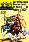 Cover for Illustrierte Klassiker [Classics Illustrated] (Norbert Hethke Verlag, 1991 series) #119 - Der Yankee aus Connecticut an König Arthur's Hof