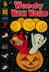 Cover for Wendy Witch World (Harvey, 1961 series) #7