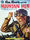 Cover for Ben Bowie and His Mountain Men (World Distributors, 1955 series) #5