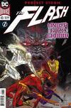 Cover for The Flash (DC, 2016 series) #43 [Carmine Di Giandomenico Cover]