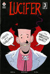 Cover for Lucifer (Trident, 1990 series) #3