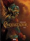 Cover for Conquistador (Glénat, 2012 series) #2