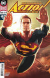 Cover for Action Comics (DC, 2011 series) #999 [Kaare Andrews Variant]