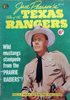 Cover for Jace Pearson of the Texas Rangers (World Distributors, 1953 series) #17