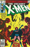 Cover Thumbnail for The X-Men (1963 series) #134 [Newsstand]