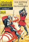 Cover for Illustrierte Klassiker [Classics Illustrated] (Norbert Hethke Verlag, 1991 series) #38 - Die Ritter der Tafelrunde