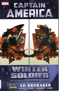 Cover Thumbnail for Captain America: Winter Soldier Ultimate Collection (Marvel, 2010 series)