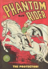 Cover Thumbnail for The Phantom Rider (Atlas, 1954 series) #19