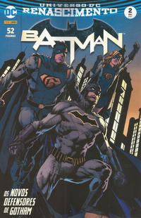 Cover Thumbnail for Batman (Panini Brasil, 2017 series) #2