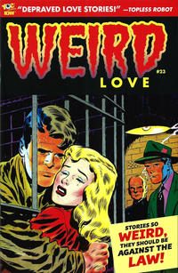 Cover Thumbnail for Weird Love (IDW, 2014 series) #23