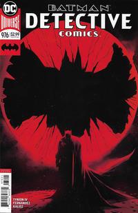 Cover Thumbnail for Detective Comics (DC, 2011 series) #976 [Rafael Albuquerque Variant]