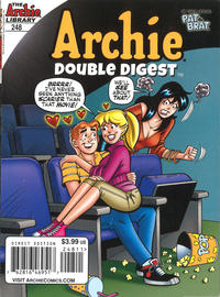 Cover Thumbnail for Archie Double Digest (Archie, 2011 series) #248 [Direct Edition]