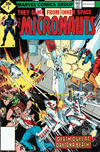 Cover for Micronauts (Marvel, 1979 series) #3 [Whitman]