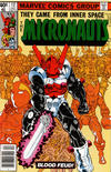 Cover for Micronauts (Marvel, 1979 series) #12 [Newsstand]
