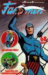 Cover for Fantomen (Semic, 1963 series) #12/1973