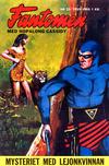 Cover for Fantomen (Semic, 1963 series) #23/1959