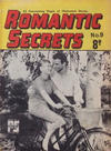 Cover for Romantic Secrets (Cleland, 1952 series) #9