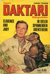 Cover for Daktari (Hebel Verlag, 1969 series)