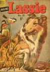Cover for Lassie (Cleland, 1955 series) #16