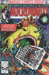 Cover Thumbnail for Micronauts (1979 series) #30 [British]
