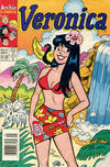 Cover for Veronica (Archie, 1989 series) #37 [Newsstand]