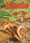 Cover for Lassie (Cleland, 1955 series) #18