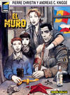 Cover for Pandora (NORMA Editorial, 1989 series) #4 - El Muro