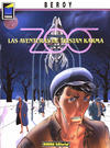 Cover for Pandora (NORMA Editorial, 1989 series) #18 - Las Aventuras de Tristán Karma: Zoo