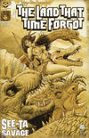 Cover Thumbnail for Edgar Rice Burroughs' The Land That Time Forgot: See-Ta the Savage (2018 series) #1 [Antique Cover]