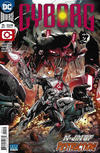 Cover Thumbnail for Cyborg (2016 series) #21 [Dale Eaglesham Cover]