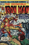 Cover for Iron Man (Marvel, 1968 series) #77 [British]