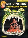 Cover for Rik Ringers (Le Lombard, 1963 series) #38 - Strijd tegen de misdaad