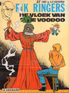 Cover for Rik Ringers (Le Lombard, 1963 series) #37 - De vloek van de voodoo