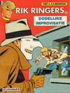 Cover for Rik Ringers (Le Lombard, 1963 series) #53