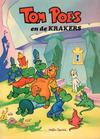 Cover Thumbnail for Tom Poes (1974 series) #11 - Tom Poes en de krakers [Tweede druk 1981]