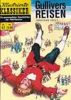 Cover for Illustrierte Klassiker [Classics Illustrated] (Norbert Hethke Verlag, 1991 series) #41 - Gullivers Reisen