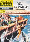Cover for Illustrierte Klassiker [Classics Illustrated] (Norbert Hethke Verlag, 1991 series) #43 - Der Seewolf