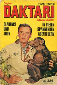 Cover Thumbnail for Daktari (Hebel Verlag, 1969 series)